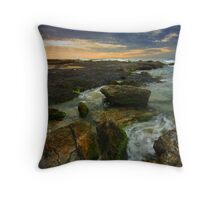 Embarkment To Oblivion Throw Pillow