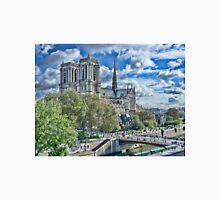 Notre Dame Cathedral, Paris Unisex T-Shirt
