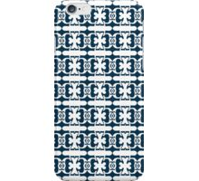 Number Pattern 2 iPhone Case/Skin