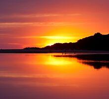 Lake Tyers  by Travis Easton