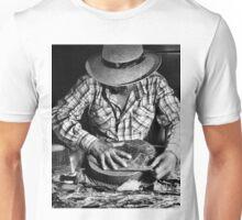 Cuban Cigar Maker Unisex T-Shirt