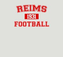Reims Football Athletic College Style 1 Gray Unisex T-Shirt