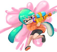 Inkling! by BeePlz
