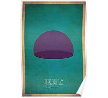 Arcane Mage - WoW Minimalism Poster