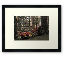 Conservatory at Longwood Gardens Framed Print