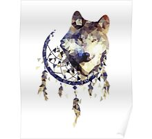 Wolf Dream Poster