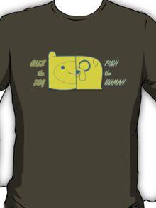 Finn the Human / Jake the Dog T-Shirt
