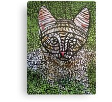 kitten one Canvas Print