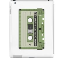 Retro Cell Phone Cassette Case iPad Case/Skin