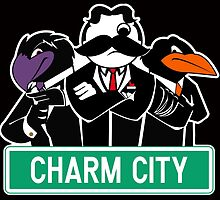 Charm City Gang by Padgett
