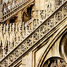 Milan Duomo III by Harry Oldmeadow