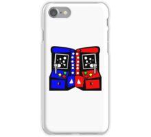 Arcade Game Retro Style  iPhone Case/Skin