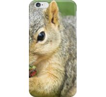 Nibbling iPhone Case/Skin