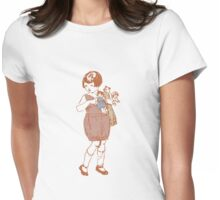 Evelyn Womens Fitted T-Shirt