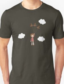 Lola Learns to Fly T-Shirt