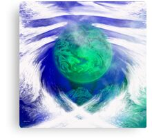 Changing/ ART + Product Design Canvas Print
