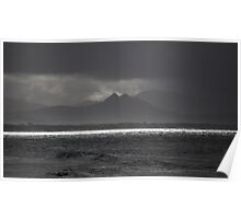 Mount Warning From Byron Bay Poster