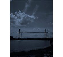 Transporter Bridge, Newport Photographic Print