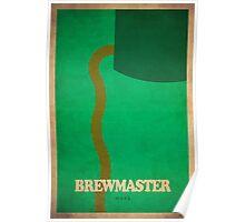 Brewmaster Monk - WoW Minimalism Poster