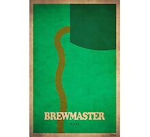 Brewmaster Monk - WoW Minimalism Photographic Print