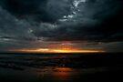 Blanket Bay Sunrise III by Richard Heath