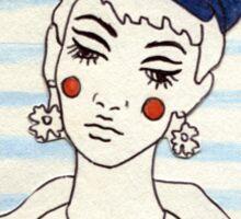 French Mod Sticker