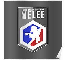 Super Smash Bros. Melee - Fox Poster