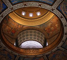 Capital Dome of Missouri by Julie's Camera Creations <><