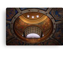 Capital Dome of Missouri Canvas Print