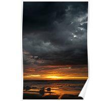 Blanket Bay Sunrise IV Poster