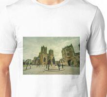 Bristol Cathedral Statue  Unisex T-Shirt