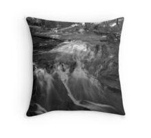 Cascades Throw Pillow