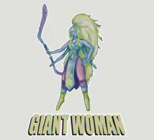 Opal the Giant Woman by Freya Downs