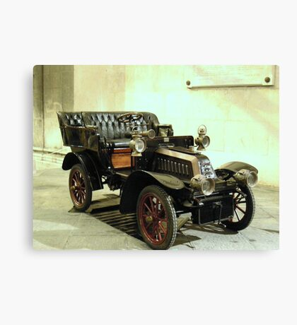 Old cars 3 Canvas Print