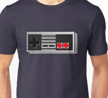 Vintage Game Controller Style Unisex T-Shirt