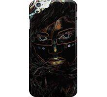 Voodoo Woman iPhone Case/Skin