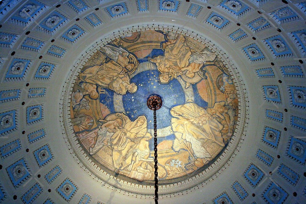 The Capital Dome Interior by Julie's Camera Creations <><