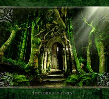 2010 calendar : The Emerald Forest by Angie Latham