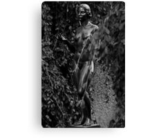 """Nymph - (Central Figure for """"The Three Nymphs"""")  Aristide Maillol Canvas Print"""