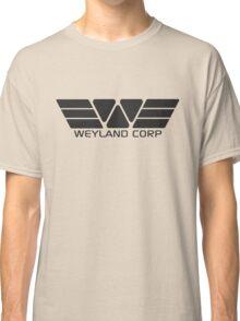 Weyland Corp logo - Alien - Grey Classic T-Shirt
