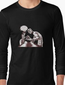 Defective Head Long Sleeve T-Shirt