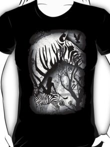 In My Black and White Dream T-Shirt