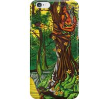 Queen of the Daffodils iPhone Case/Skin