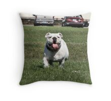 Frankie Throw Pillow