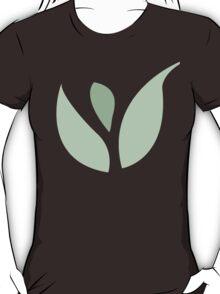 Green flower T-Shirt