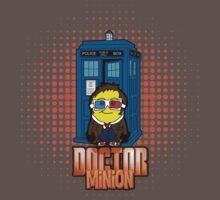Doctor Minion 10 One Piece - Short Sleeve