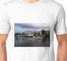 Water Taxi on the Amstel Unisex T-Shirt