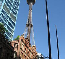 Sydney Tower, Sydney, Australia by Bellavista2
