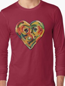 GUMMY WORM LOVE Long Sleeve T-Shirt