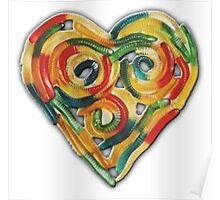 GUMMY WORM LOVE Poster